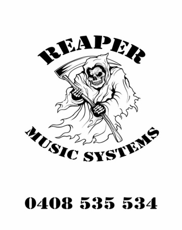 Reaper Music Systems - About RMS